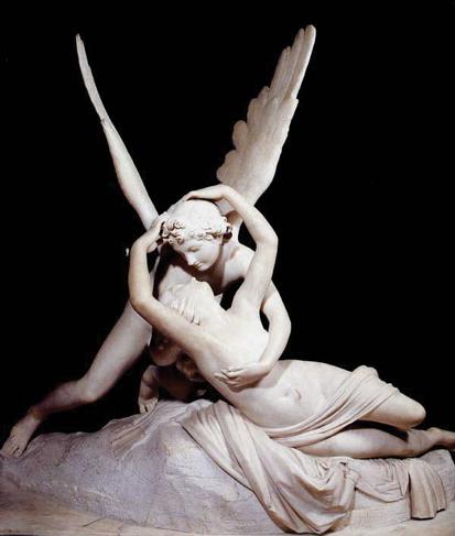 Amre e Psiche che si abbracciano di Antonio Canova, 1788-1793.jpg